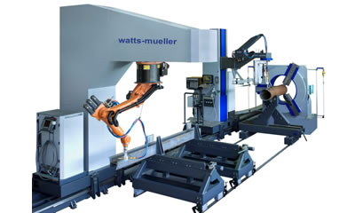 CNC Plasma Beam Cutting Machines