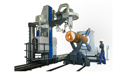 CNC Pipe Profiling Machines