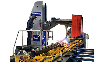 Oxy-Fuel or Plasma Pipe Cutting - San Jose