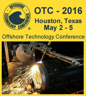 OTC 2016 - Houston Texas - May 2-5