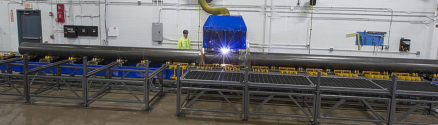Plasma Pipe Cutting Machines and Vessel Profile Cutting