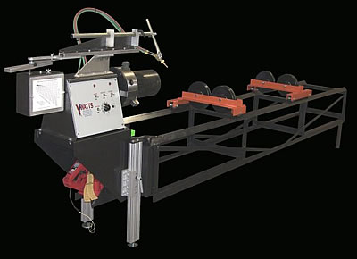 Table Top W-60-20 Manually Controlled Pipe Cutting